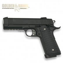 Golden Hawk Tipo HI CAPA - METAL - Pistola muelle - 6mm