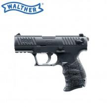 WALTHER P22Q HI-GRIP™ CORREDERA METÁLICA Y CARGADOR EXTRA