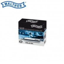 Capsula Limpieza Walther Co2 & Oil 5 Uds. 12Gr