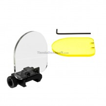 PROTECTOR LENTES RED DOT