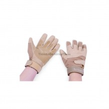 GUANTES AIRSOFT FULL FINGER TAN