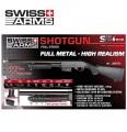 SAR10 BULL BARREL DE SWISS ARMS