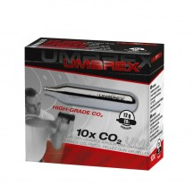 PACK 10 CÁPSULAS CO2 12G WALTHER